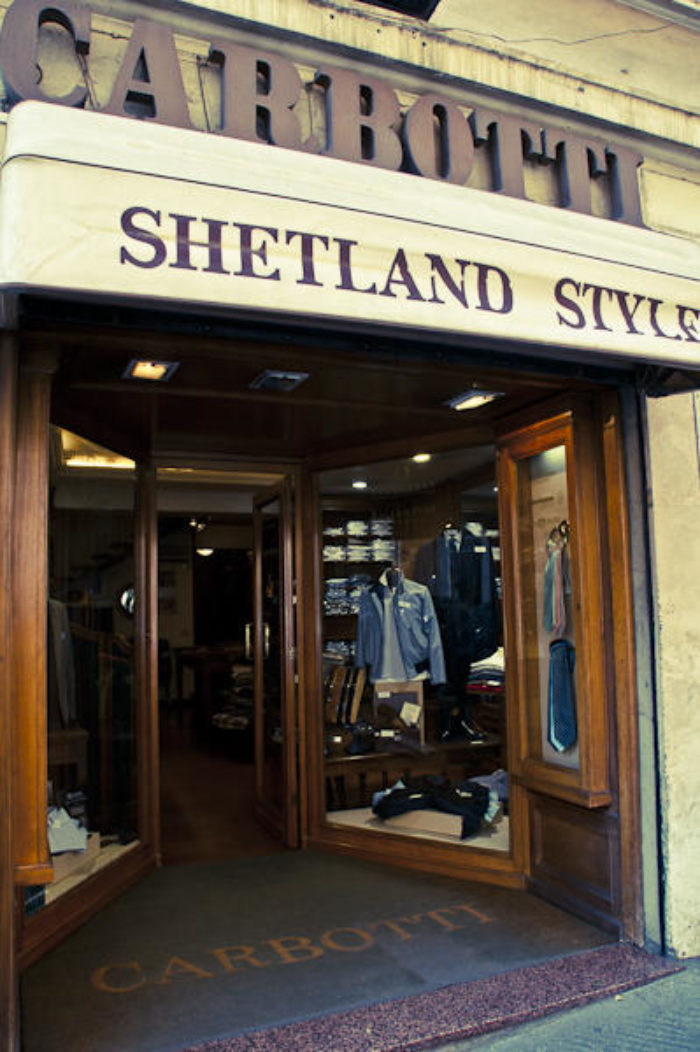 Shetland Style SAS