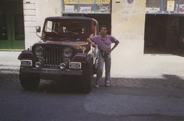 Autocarrozzeria Giulio Falconieri